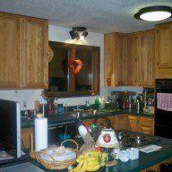 Cheshire 02 kitchen view 01 - before