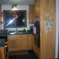 Cheshire 02 kitchen view 02 - before