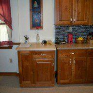 Meriden 04 kitchen view 05 - after