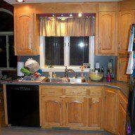 Southington 01 kitchen view 03 - before